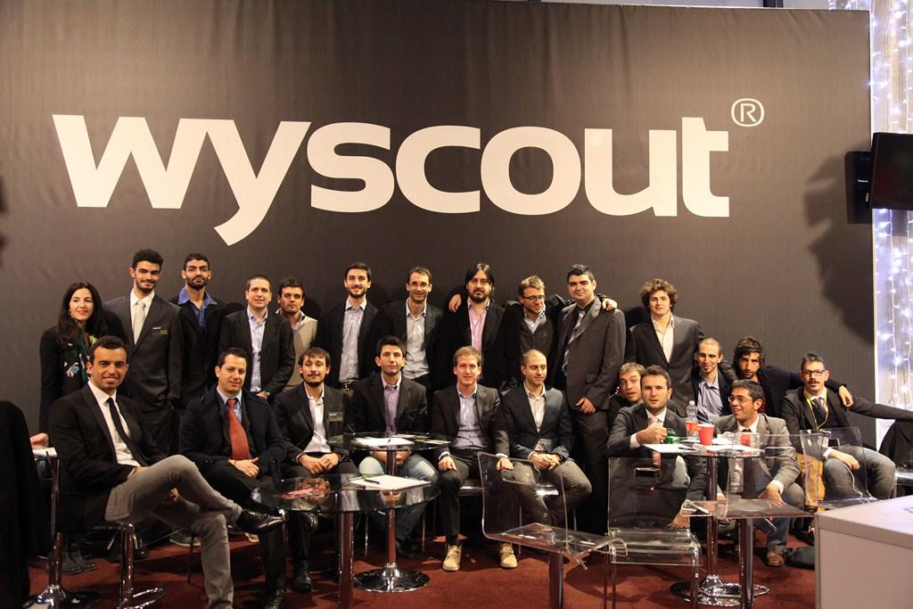 Wyscout staff
